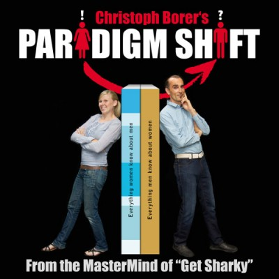 Paradigm Shift - by Christoph Borer